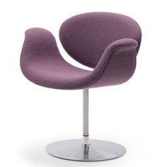 Tulip chair #home #homedecor #decoration #plum #purple #chair