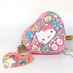 ccdb9b9c5163 Hello Kitty Coin Purse   Price   18.99  amp  FREE Shipping    World