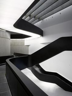 MAXXI National Museum of XXI Century Arts is very first national contemporary architecture building public museum created by London based Zaha Hadid.