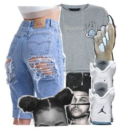 """""""Untitled #452"""" by darkskinn-awa ❤ liked on Polyvore featuring New Look, Retrò and Belk & Co."""