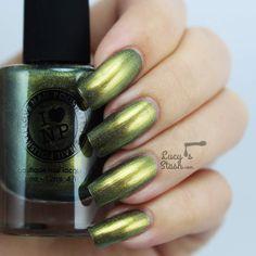 I Love Nail Polish - Bishop (H) Fall Collection 2014