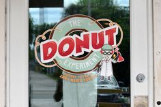 The next time you're in Anna Maria Island, you have to visit The Donut Experiment!