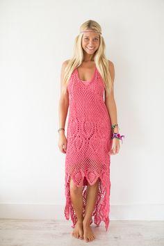 MORA crochet dress