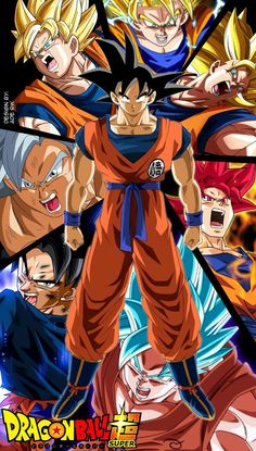 1764 Best Dragonball/ Z/ GT images in 2019 | Dragon ball z