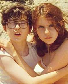 Moonrise Kingdom, their expression the second the tent no longer shielded them.