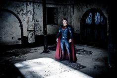 3 New Photos from BATMAN V SUPERMAN Show the 2 Heroes and Lex Luthor — GeekTyrant