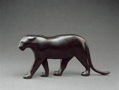 Panthère par François Pompon Panther by François Pompon