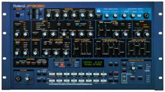 1998: JP-8080 Roland Synth - awesome gut-wrenching sound generator