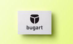 Bugart - handbags producer logo - by Lotne Studio