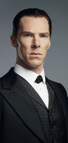 """Sherlock .. Promo Photo .. Christmas Special .. """"The Abominable Bride"""" .."""