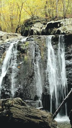Great outdoors: Falling Branch Falls