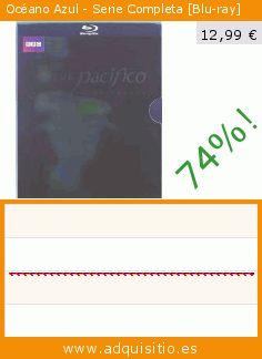 Océano Azul - Serie Completa [Blu-ray] (Blu-ray). Baja 74%! Precio actual 12,99 €, el precio anterior fue de 50,82 €. https://www.adquisitio.es/deaplaneta/sur-pac%C3%ADfico-oc%C3%A9ano