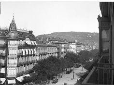 Avenida de la Libertad. 1914  Autor: Juan Chicoy Arreceigor (1873-1959)