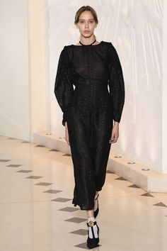 Emilia Wickstead Spring 2018 Ready-to-Wear  Fashion Show Collection