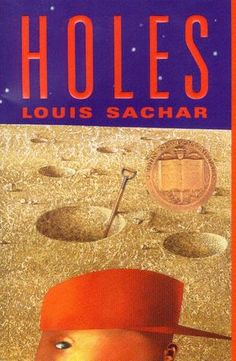 Holes - great for a re-read in middle school...the kids pick up so many things that they missed when they read it in earlier grades.