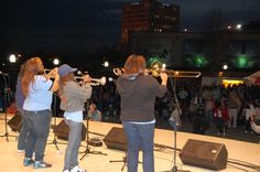 The Original Pinettes at Downtown Alive! March 8th