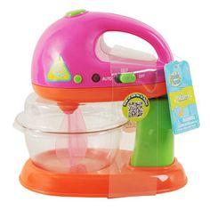 Plastic Electric Food Mixer Whisk Egg Beater Blender
