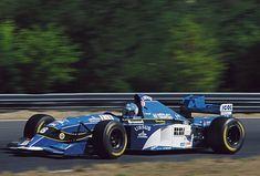 1995 GP Węgier (Hungaroring)  Pacific PR02 - Ford (Giovanni Lavaggi)