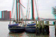Veerhaven Rotterdam 3D