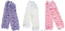 Ruffle baby leg warmers in various colors by My Little Legs for girls, toddler, child