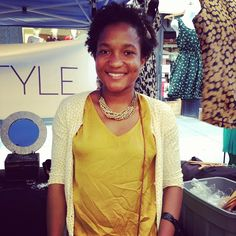 From Bleecker St Fair in NY, this stylista walked away glowing wearing her newly bought Beige Gold Sunday Frill Necklace by @31 Bits #streetstyle #fashion #peopleofnewyork #instafashion #moda #setandstyle