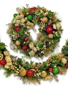 Year-Round Decorative Artificial Wreaths And Garlands | Balsam Hill