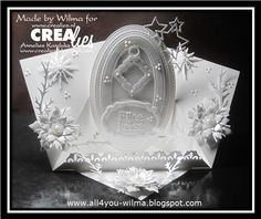Christmas Card 41-2015: http://www.all4you-wilma.blogspot.nl/2015/10/let-it-be-white.html