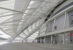 Centro Deportivo Singapur / DPArchitects