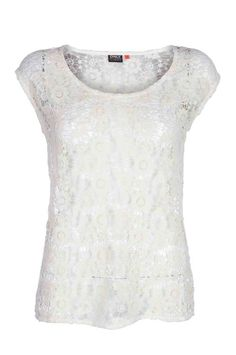 ANNA SS LACE TOP INR2295