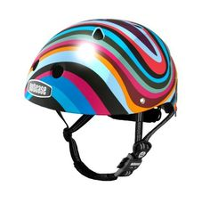 Amazon.com   Nutcase Little Nutty Swirl Helmet d3f9d763e8d