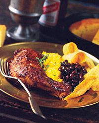 Jerk Chicken..... I was always curious why Jamaican jerk tasted so good on fish and fish... here is the secret sauce :-)