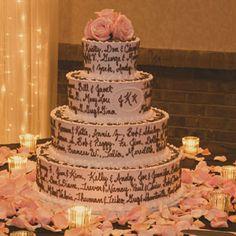 Wedding Cake Photos   Brides.com