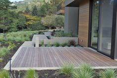 Sunol Landscape - modern - landscape - san francisco - Huettl Landscape Architecture
