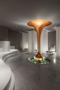Mondrian London Hotel by Tom Dixon's Design Research Studio