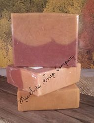 Tequila Sunrise handcrafted soap