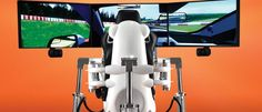 This Is What A £120k Racing Simulator Looks Like