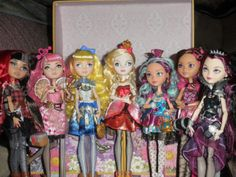 Ever After High Series II