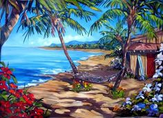 """""""Barefoot Bungalow"""" by Steve Barton"""