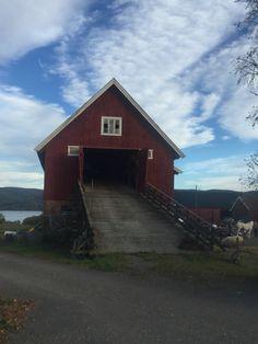 Skjerven gård, Maridalen