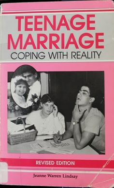 """As amusing as the title is, the stuff inside is the best:  """"When we got married, it was scary.  It was different...all of a sudden Jimmy was in my room.""""  (1988)"""