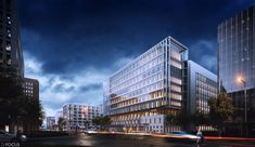 CGarchitect - Professional 3D Architectural Visualization User Community | The Export-Import Bank building of Korea.