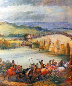 Battle of Edgehill, English Civil War