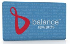 Walgreens: How To Roll Balance Rewards Points