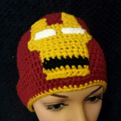 Hey, check out what I'm selling with Sello: Ironman Beanie http://likeuloveuallu.sello.com/shares/748OV