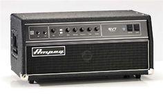 Ampeg SVT Classic Bass Guitar Amplifier Head