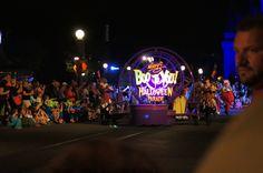 Mickeys not so scary Halloween parade 2012