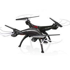 8. Cheerwing Syma X5SW-V3 Quadcopter Drone (Black)