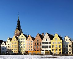 This photo from Warminsko-Mazurskie, East is titled 'Old Town'. Tatra Mountains, Danzig, Prussia, Baltic Sea, Central Europe, Beautiful Places To Visit, Warsaw, Eastern Europe, Old Town
