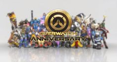 The Overwatch Anniversary Event is Here!