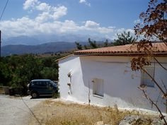 Angeliki's House, Aptera, Western Crete. Traditional village house available for rent.
